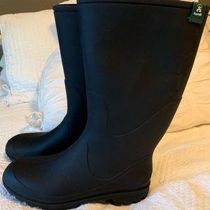 Kamik Rain boots- Never Worn
